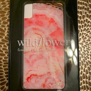 Wildflower iPhone XS Max case